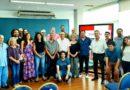 Reunión ampliada con el Subsecretario de Deportes de Nación Daniel Diaz
