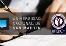UFEDEM firma acuerdo con la Universidad de San Martín