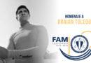 La FAM rendirá homenaje a Braian Toledo
