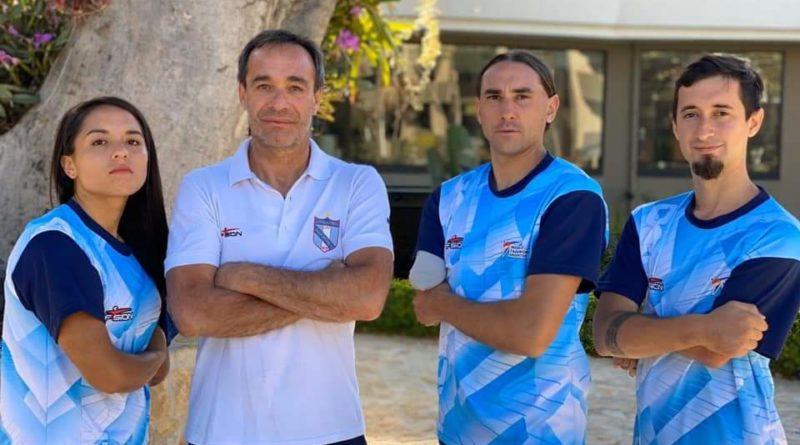 Argentina busca clasificarse para el Pre-olimpico de Para-Taekwondo