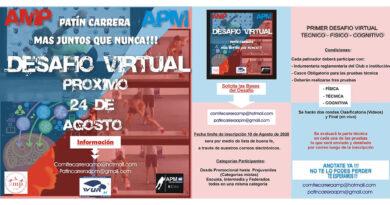 La APM invita al 1er. Desafío Virtual «Más Juntos que Nunca»