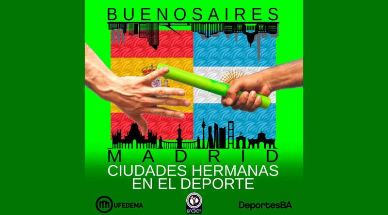 Se firmó el convenio marco con UFEDEMA de Madrid
