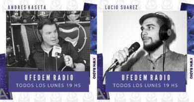 En marzo llega UFEDEM Radio, bajo la conducción de Andy Kaseta y gran equipo