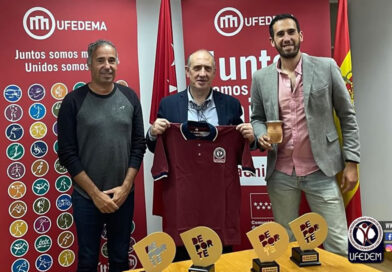 Reunión cumbre en Madrid con UFEDEMA