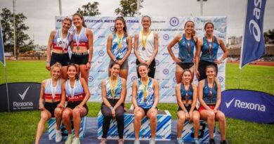 Sobresaliente actuación de la Federación Atlética Metropolitana en el Nacional de Atletismo con 27 medallas