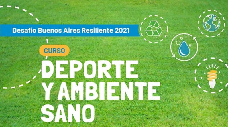 Inscripción abierta para el Curso «Deporte y Ambiente Sano»