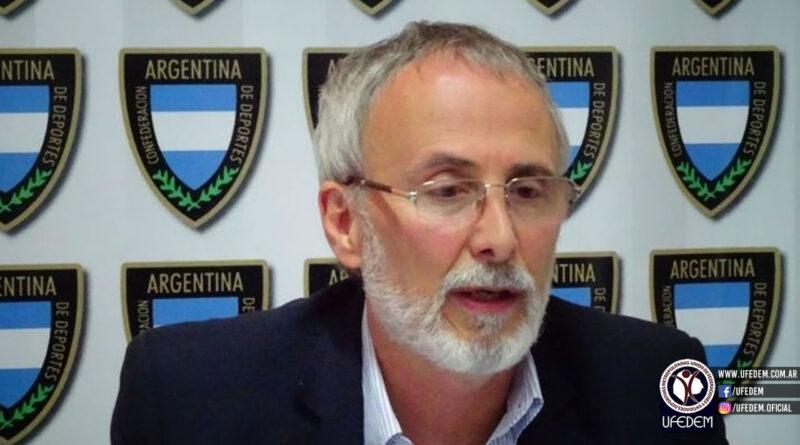 La Confederación Argentina de Deportes renovó autoridades